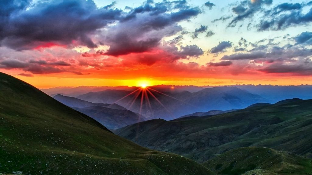 Montanhas da Turquia
