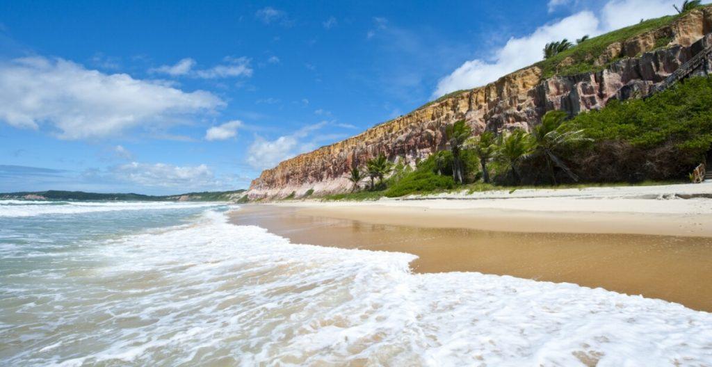 Praia de Cacimbinhas - Tibau do Sul