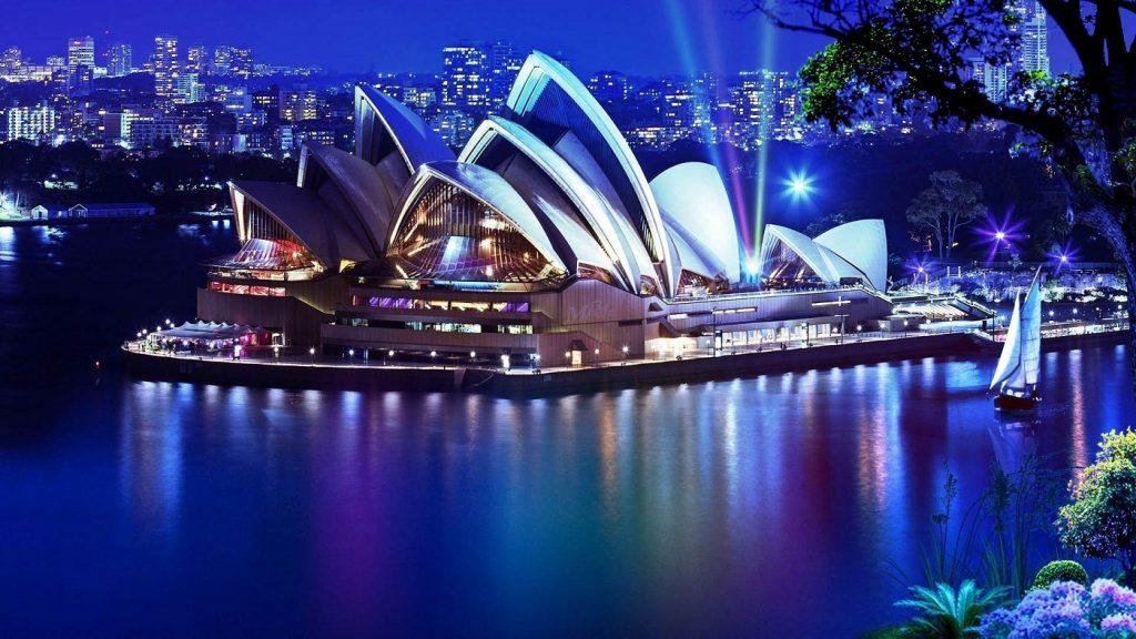 Opera Theatre - Sydney
