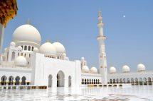 Templo em Abu-Dhabi