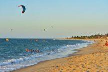 Kitesurfe em Barra grande Piauí
