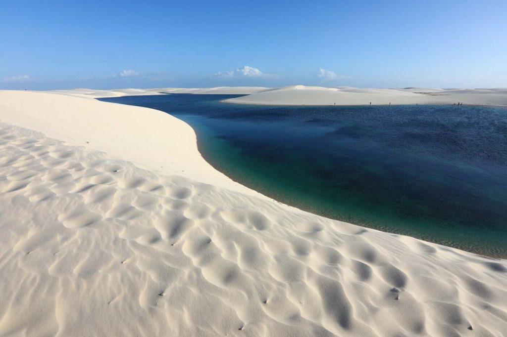 Lagoa da Andorinha - Santo Amaro - Maranhão