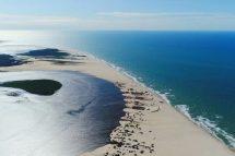 Praia do Caburé - Barreirinhas - Maranhão