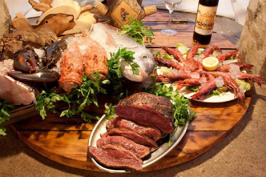 Gastronomia em Ibiza