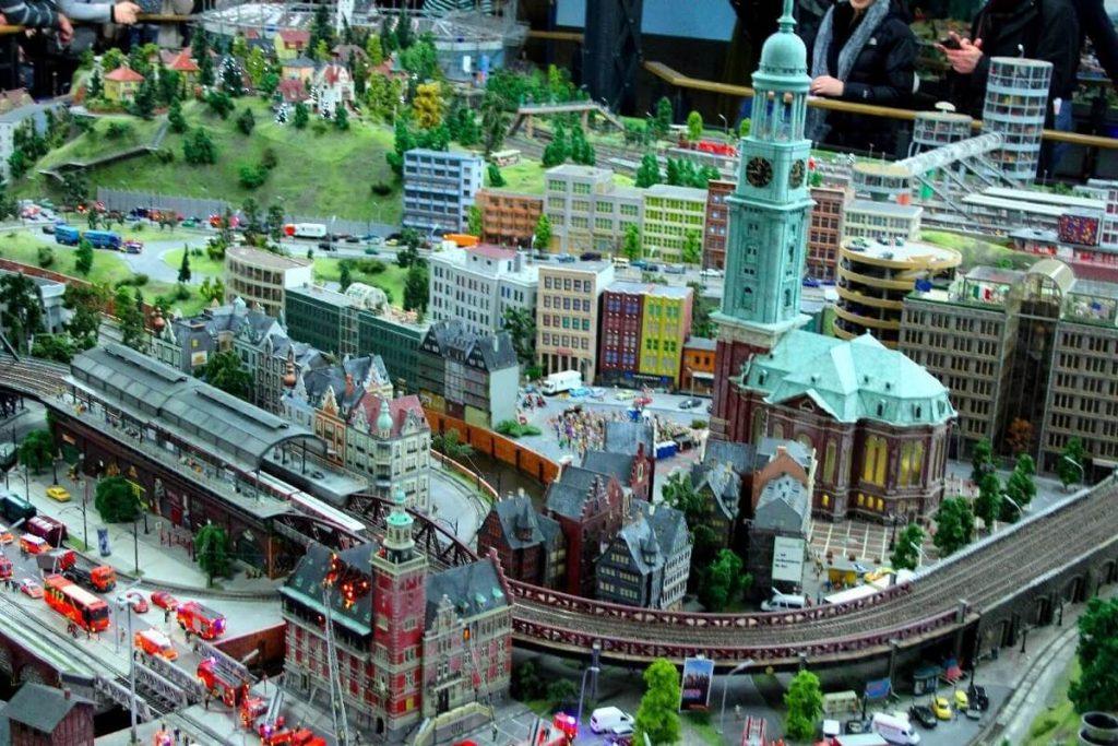 Miniatur Wunderland - Hamburgo