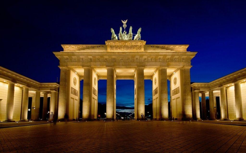 Portão de Brademburgo - Berlim