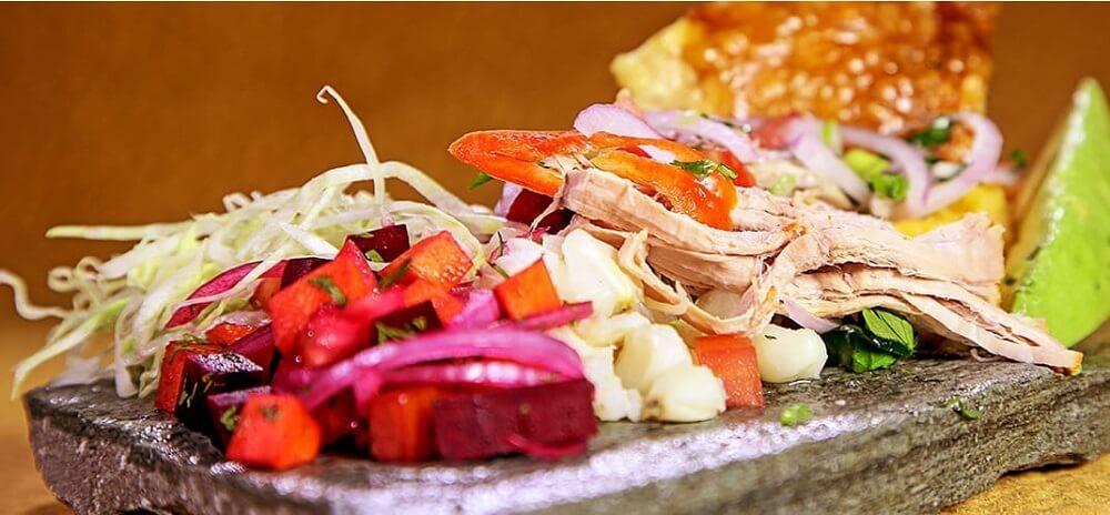 Gastronomia de Quito