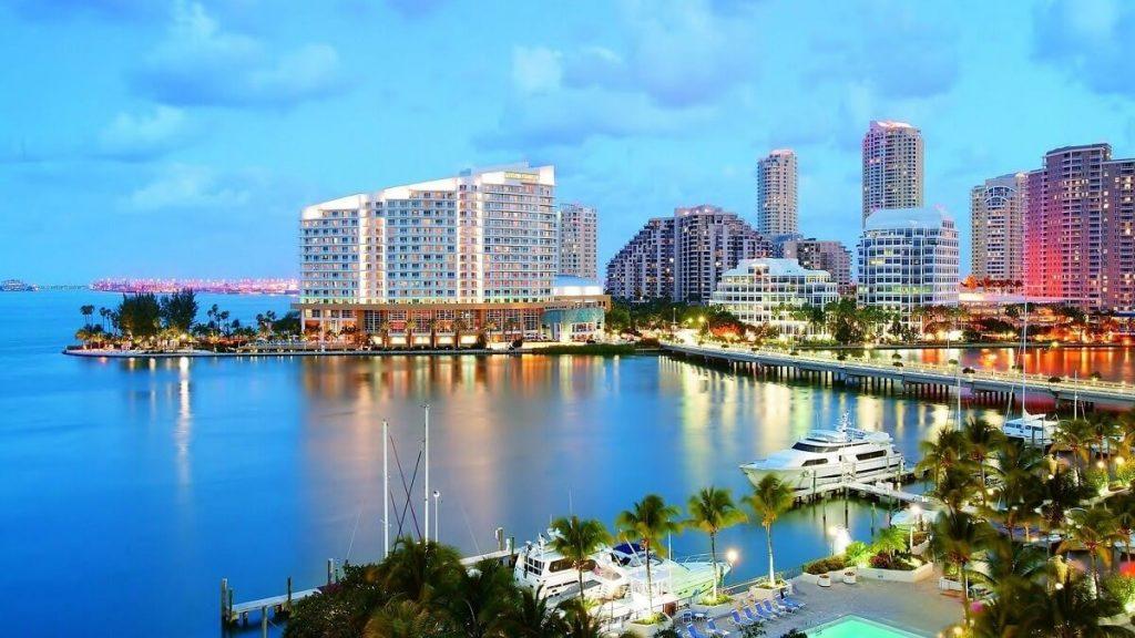 Bay Biscayne, Miami, Flórida