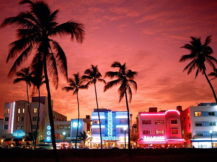 Miami Sunset Boulevard