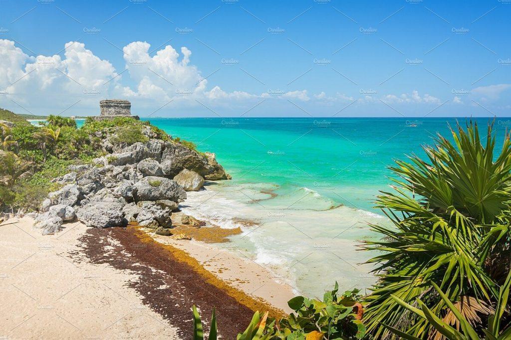 Paradise Beach Tulum